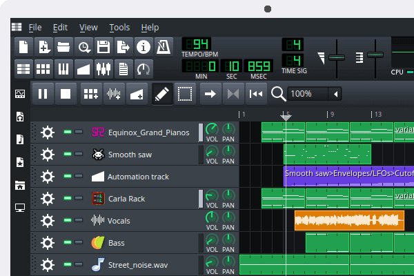 music instruments software free download for windows 10